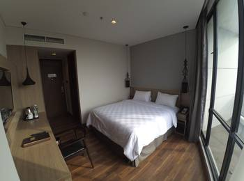 Hotel Rivoli Senen Jakarta Jakarta - Deluxe Double Room MINIMUM STAY 2 NIGHT 20%