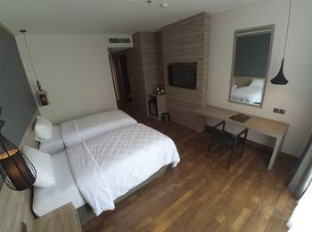 Hotel Rivoli Senen Jakarta Jakarta - Deluxe Twin Room MINIMUM STAY 2 NIGHT 20%