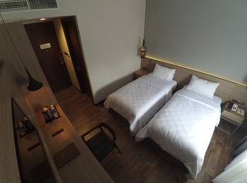Hotel Rivoli Senen Jakarta Jakarta - Superior Twin Room Only MINIMUM STAY 2 NIGHT 20%