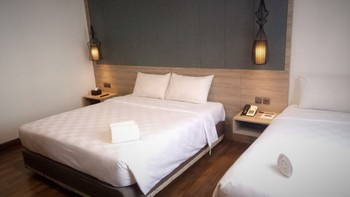 Hotel Rivoli Senen Jakarta Jakarta - Triple Room Only Regular Plan
