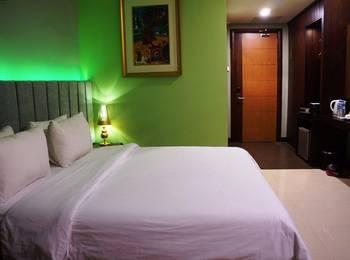 Sutan Raja Kotamobagu Kotamobagu - Deluxe Room Only Regular Plan