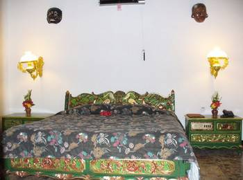 Puri Bunga Beach Cottage Lombok - Deluxe Room DISC 60%, Kuy Lah