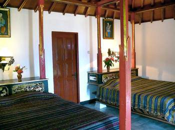 Puri Bunga Beach Cottage Lombok - Suite Room Regular Plan