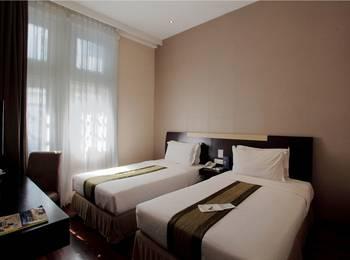 Hotel Vio Cimanuk - Deluxe Dengan Sarapan Regular Plan