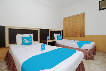 Airy Eco Stasiun Cirebon Siliwangi 87 - Deluxe Twin Room Only Regular Plan
