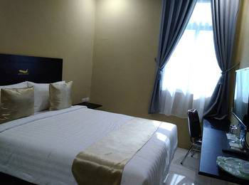 Hotel Aero Deli Serdang - Deluxe Double Regular Plan
