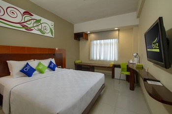 Prime Biz Kuta -  Superior Double or Twin Room Room Only Regular Plan
