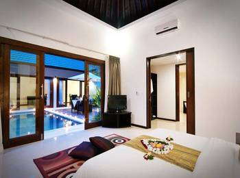 Kebun Villas & Resort Lombok - ANGSANA ONE BEDROOM PRIVATE POOL VILLA ( FREE MINI BAR ) Basic Deal