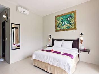Kebun Villas & Resort Lombok - DAHLIA DOUBLE BEDROOM ( FREE MINI BAR ) 35% OFF 01 - 30 SEPT 17