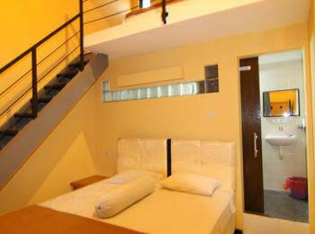 CT1 Bali Bed & Breakfast Bali - Double Decker Regular Plan