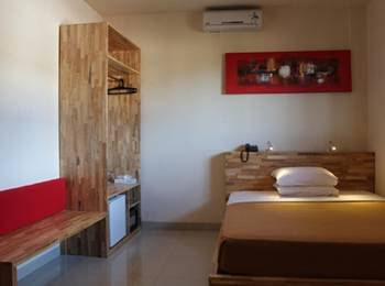 Hotel Karthi Bali - Standar Room Double  Regular Plan