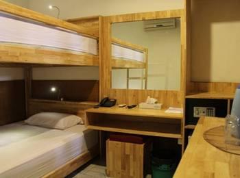 Hotel Karthi Bali - Standar Budget  15% discount