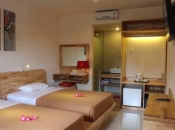 Hotel Karthi Bali - Standar Budget  Regular Plan
