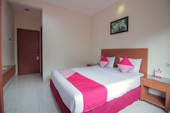 OYO Flagship 1511 Galaxy Near RS Muhammadiyah Bandung - Standard Double Room Regular Plan