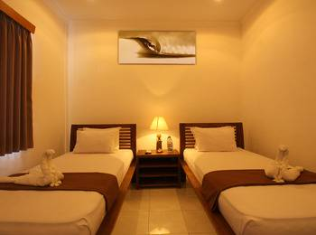 Premier Surf Camp Bali - Twin Room Regular Plan
