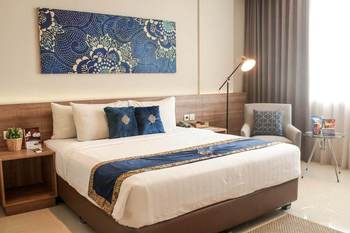Sunerra Antero Hotel Jababeka Bekasi - Deluxe Room Regular Plan