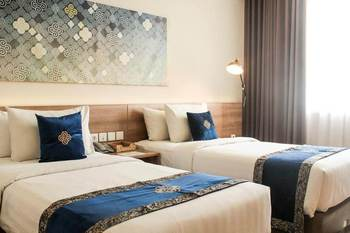Sunerra Antero Hotel Jababeka Bekasi - Deluxe Twin Room Regular Plan