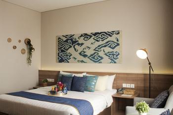Sunerra Antero Hotel Jababeka Bekasi - Junior Suite Room Regular Plan