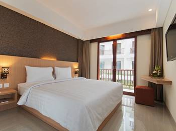 Sense Sunset Seminyak - Grand Deluxe Room with Breakfast A Day Time Deal