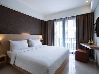 Sense Sunset Seminyak - Superior Room Only Regular Plan