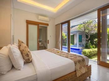 Nagisa Bali Easy Living Canggu Bali - 1 Bedroom Villa With Private Pool Regular Plan