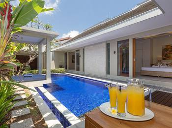 Bali Easy Living Canggu Bali - 2 Bedroom Villa With Private Pool Last Minutes  - 50%