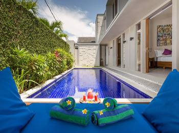 Bali Easy Living Canggu Bali - 3 Bedroom Villa With Private Pool Last Minutes  - 50%