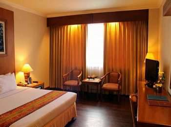 Grand Inna Malioboro - Deluxe King Room Special Promotion 30%