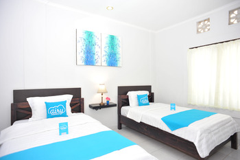 Airy Eco Renon Tukad Badung Sepuluh 27 Bali - Superior Twin Room with Breakfast Special Promo May 21
