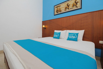 Airy Tugu Yogyakarta Poncowinatan 3 Yogyakarta - Deluxe Double Room Only Regular Plan