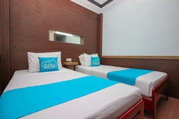 Airy Eco Wajo Bonerate 26A Makassar Makassar - VIP Twin Room with Breakfast Special Promo 5