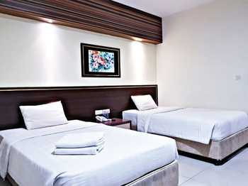 Hotel S3 Setrasari Bandung - Deluxe Twin Room Only Recovery Package