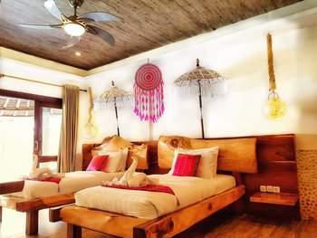Samba Villas Lombok - Premium Deluxe Room Twin Non Refundable Long Stay