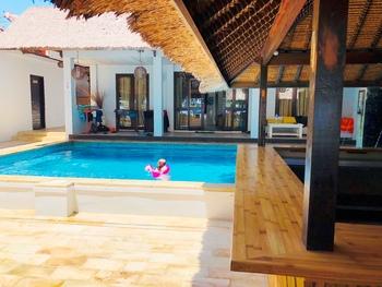 Samba Villas Lombok -  3 Bedroom Villa Non Refundable Long Stay