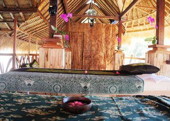 Samba Villas Lombok - Triple deluxe room Long Stay