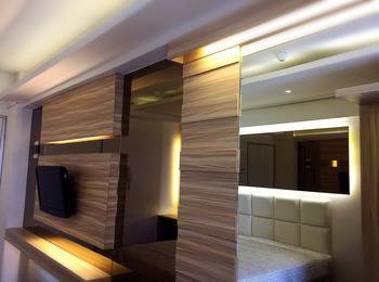 Grandboutique-Inn Pluit - Studio Apartment Room Only Regular Plan