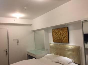 Grandboutique-Inn Pluit - Cozy Studio Apartment Room Only Regular Plan