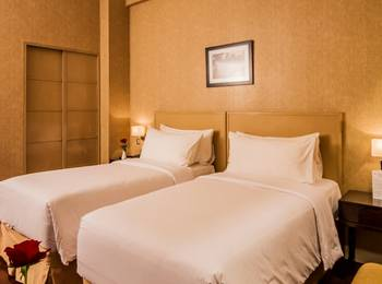 Royal Kuningan Hotel Jakarta - Deluxe Twin Room Only Last Minute Deal
