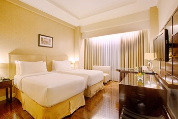Royal Kuningan Hotel Jakarta - Deluxe Twin Room Only Regular Plan