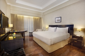 Royal Kuningan Hotel Jakarta - Deluxe Double Room Only Regular Plan