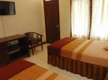 Hotel Suka Marem Solo - Standar Double Room Only Regular Plan