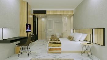 BBC Hotel Lampung Bandar Jaya Lampung Tengah - Superior King Room Only Regular Plan