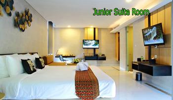 BBC Hotel Lampung Bandar Jaya Lampung Tengah - Junior Suite With Breakfast Regular Plan