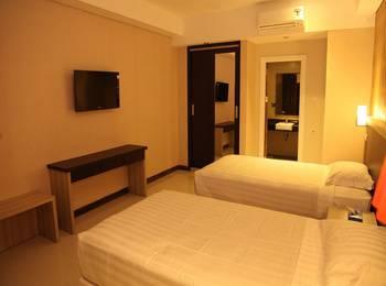 Hotel Sylvia Kupang - Deluxe Regular Plan