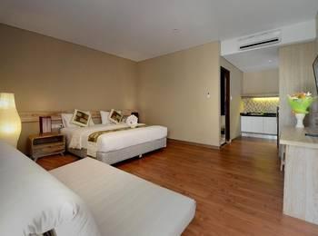 Hotel Bali Breezz Bali - Deluxe Room Regular Plan