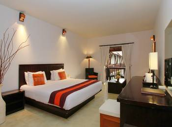 The Lokha Legian Bali - Deluxe Quad Room #WIDIH - Weekend Promotion Pegipegi