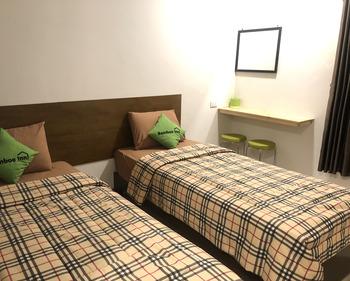 Bamboe Inn Homestay Bandar Lampung - Superior Twin Room Only Regular Plan