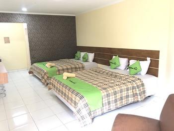 Bamboe Inn Homestay Bandar Lampung - Family Superior Room Only Regular Plan