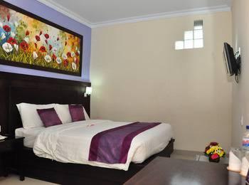 Hotel Puri Saron Denpasar Bali - Superior Room PENAWARAN MENIT TERAKHIR