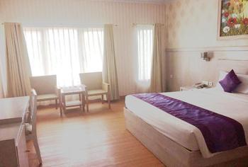 Hotel Puri Saron Denpasar Bali - Deluxe Room 24H